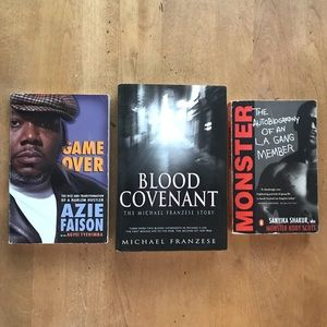 True Crime Autobiography Bundle